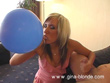 Ballon blowjob candy jones